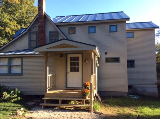 Vermont Farmhouse Addition