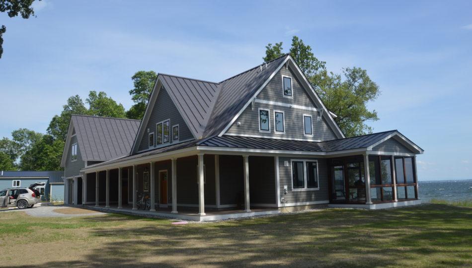 Vermont Island House